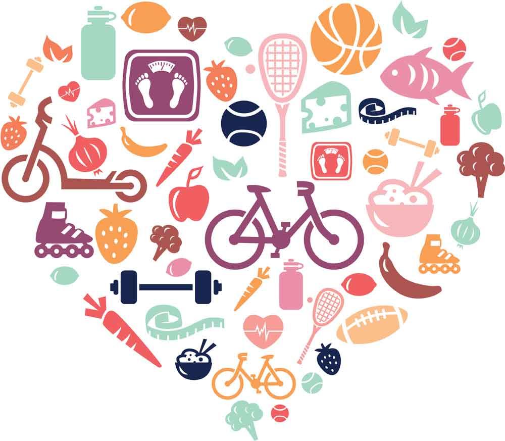 Figura 2. La prevención de las enfermedades cardiovasculares es multifactorial.