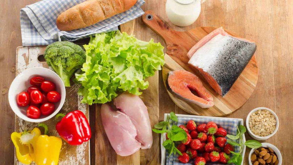 Figura 3. El tipo de alimentación es fundamental en la prevención de las enfermedades cardiovasculares.
