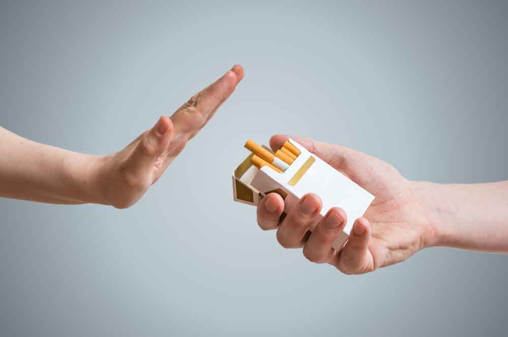 Figura 6. Dejar de fumar es el hábito modificable que más influye en nuestra salud.
