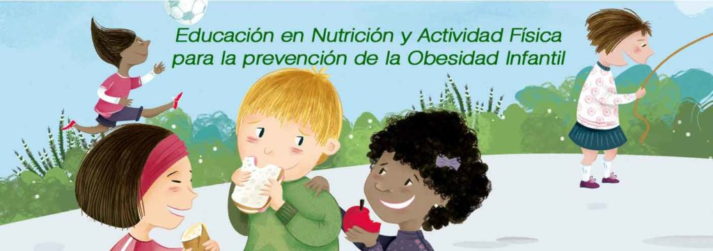 Figura 4. Consejos para evitar la obesidad y sobrepeso infantil.