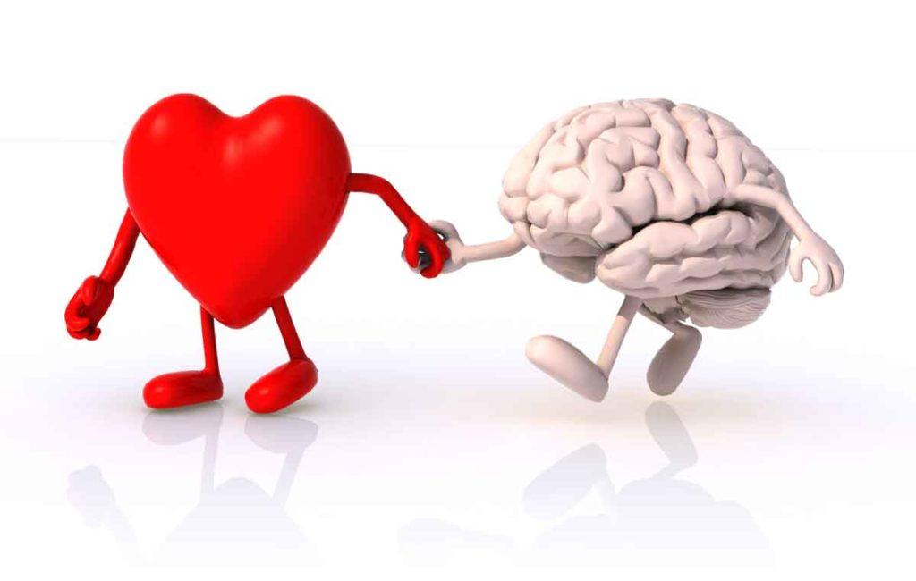 Figura 2. A través de nuestro cerebro percibimos en mayor o menor grado las situaciones de estrés. Lo que provoca estrés en una persona puede ser insignificantes para otra.
