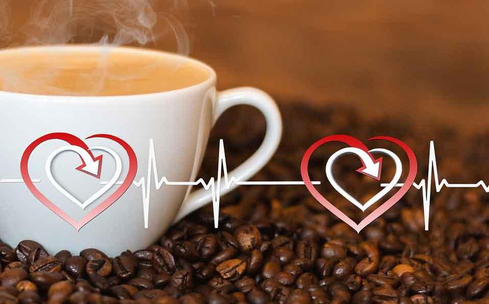 Figura 8. Hasta dos tazas de café al día no perjudican al corazón.